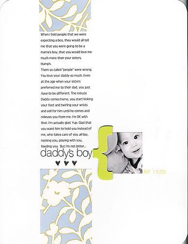 Daddysboy