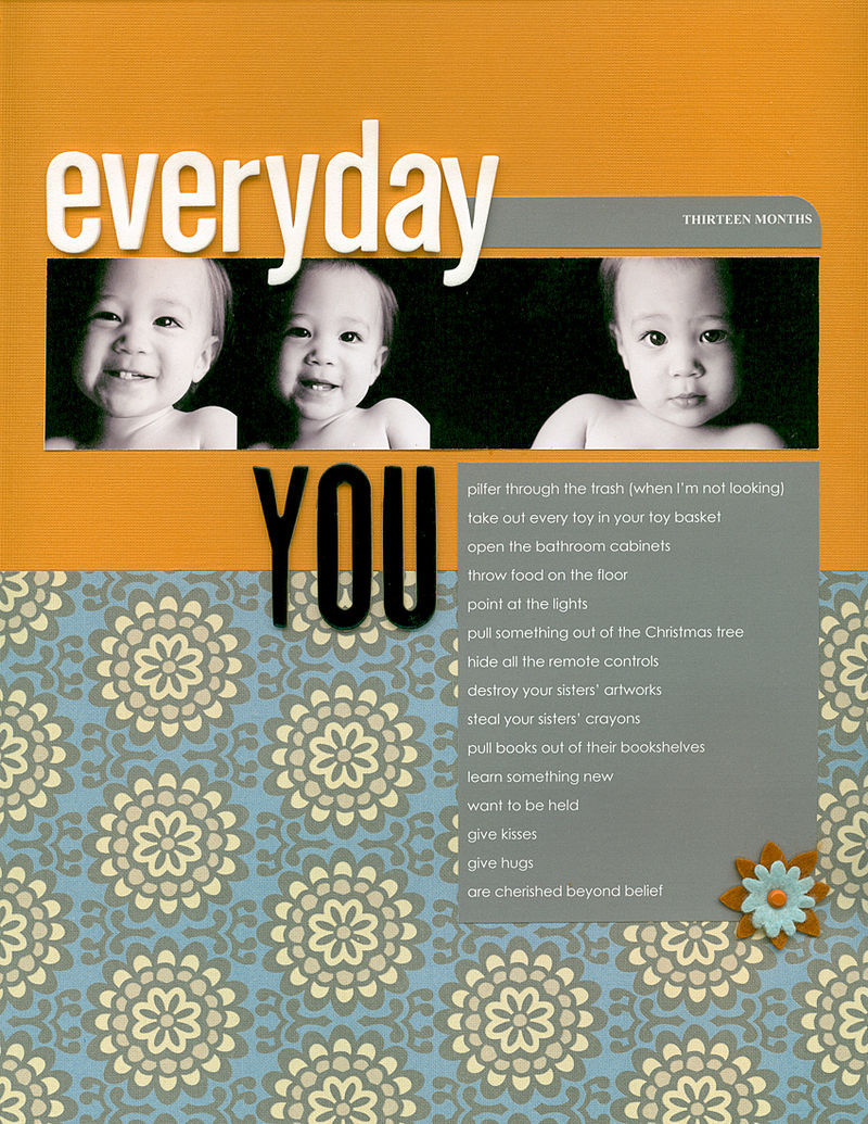 Everyday-you