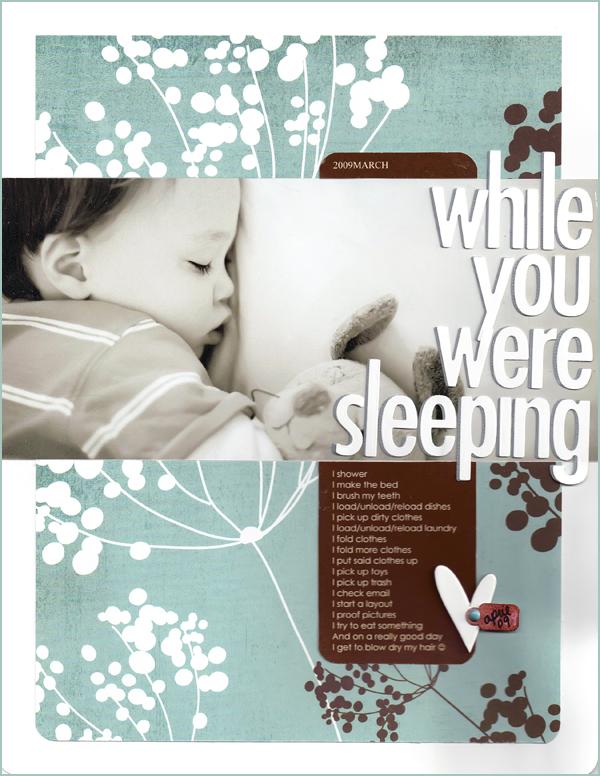 Whileyouweresleeping