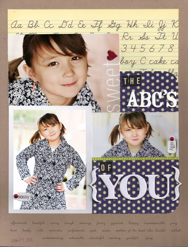 Abc's-of-you