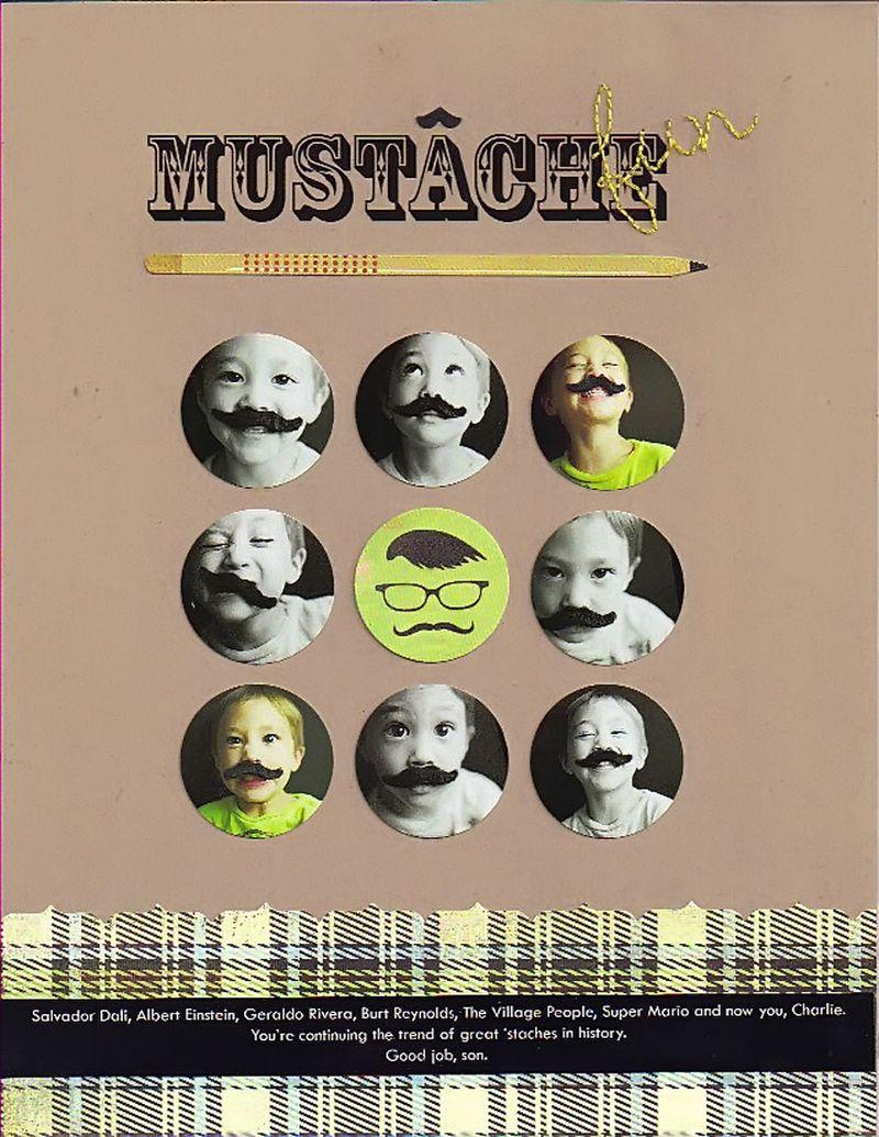 Mustache-fun